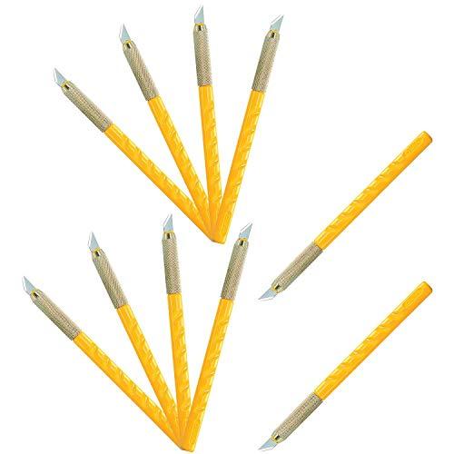 オルファ (業務用セット) アートナイフ 本体 (×10セット)
