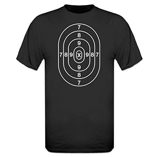 Shirtcity Zielscheibe T-Shirt by