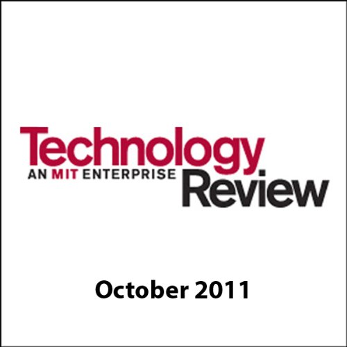 Audible Technology Review, October 2011 audiobook cover art