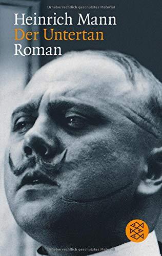 Buchseite und Rezensionen zu 'Der Untertan: Roman' von Heinrich Mann