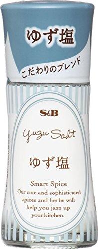 エスビー食品 スマートスパイス ゆず塩 16g [8240]