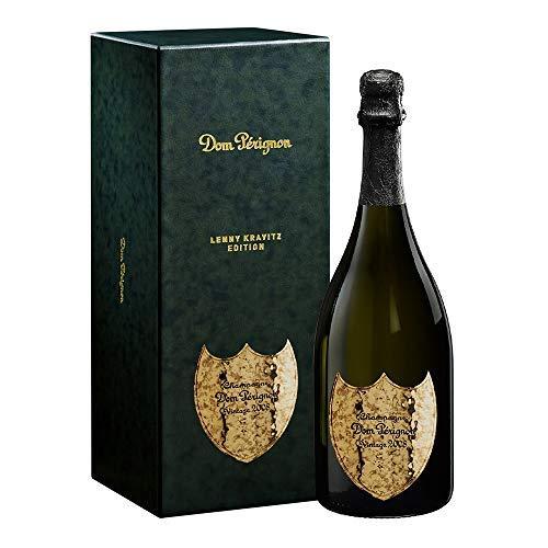 Dom Perignon Lenny Kravitz 2008 Limited Edition Champagner 75cl - Ideen für Weihnachten, Geburtstag, Jubiläum, Business und Corporate