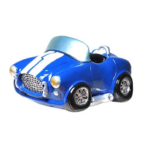 Udo Schmidt GmbH & Co Hucha con Forma de Cerdito, Color Azul