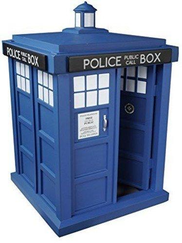 "Funko 5286 Doctor Who 5286 7-Inch ""POP Vinyl Tardis"" Figure"