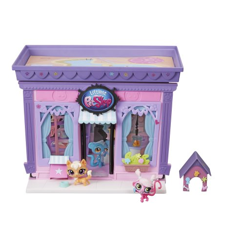 Littlest Pet Shop Style Set (135 pieces)