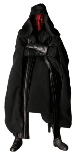 Real Action Heroes Star Wars Darth Maul 12-inch Action Figure