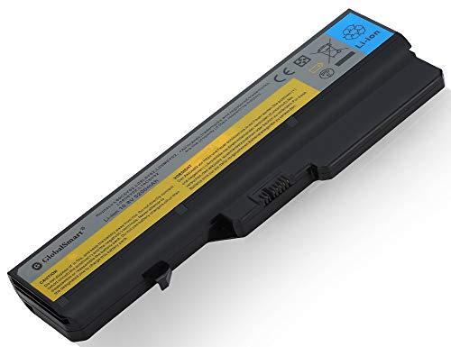 GlobalSmart Laptop/Notebook Battery for Lenovo IdeaPad B570 Black 6cell