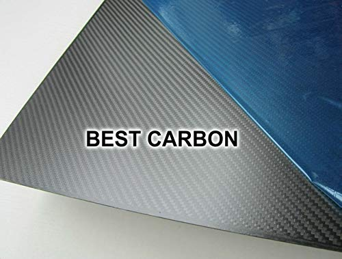 Find Bargain Part & Accessories 0.5mm x 400mm x 500mm 100% Carbon Fiber Plate, cf plate, carbon shee...