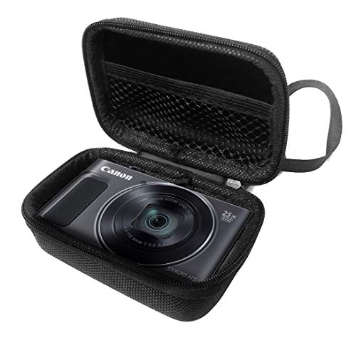 Save %56 Now! FitSand Hard Case for Canon PowerShot SX620 Digital Camera