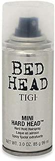 TIGI Bed Head Mini Hard Head Spray, 3 oz