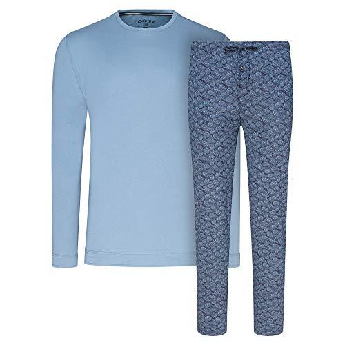 Jockey Loungewear Pyjama mit Karierter Hose Herren