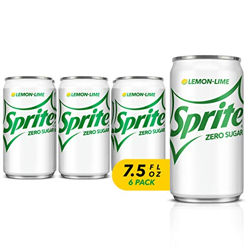 Sprite Zero Soda, 12 Ounce (24 Cans)