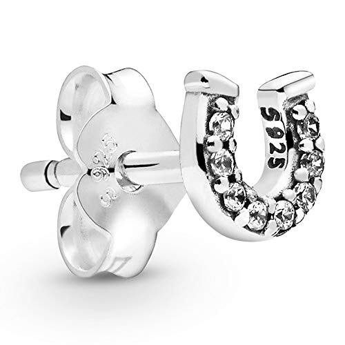Pandora Pendientes de botón Mujer Plata esterlina No aplicable - 298369CZ