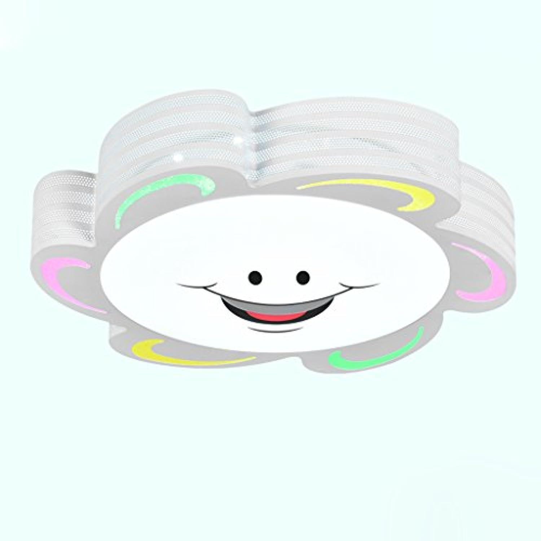 TMY Moderne LED Deckenlampe, kreative Flugzeug dekorative Lichter Kronleuchter, Kinderzimmer Spielzeug Zimmer Mode Deckenleuchte (Farbe   Sun-50  8cm-24w)