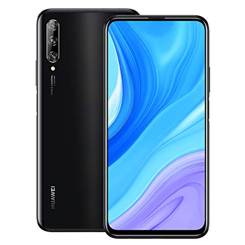 HUAWEI Y9s (Midnight Black, 6GB RAM, 128GB Storage, Ultra FullView Display, 48MP AI Triple Camera, Side-Mounted Fingerprint, 4000mAH Powerfull Battery, Kirin 710F, Android Based EMUI 9.1)