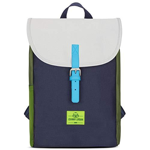 Kids Backpack Girls & Boys Green - Johnny Urban Junior Liam Bag Made...
