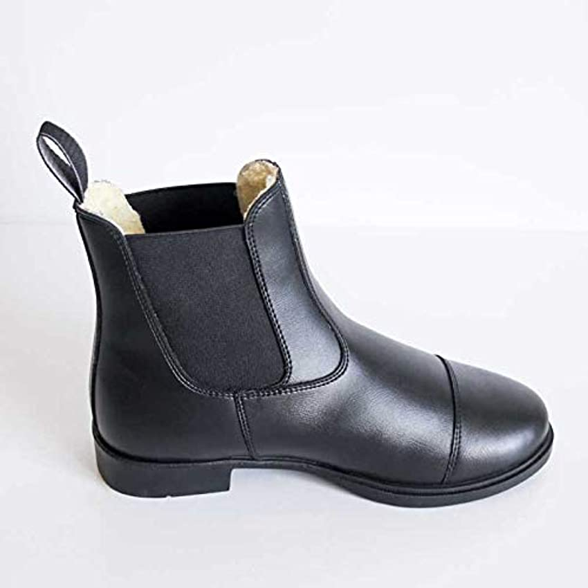 甘美な調査ストッキングEKKIA(エキア) 乗馬用ブーツ BOOTS R.W.FIRST FOUR.NOIR 40 914026240 914026240
