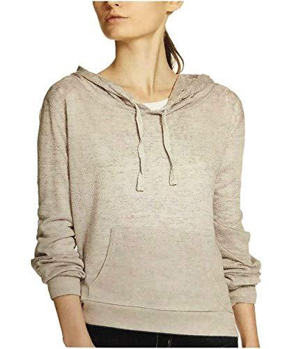 Weatherproof Vintage Women's Pullover Hoodie (M, Silver Sconce)