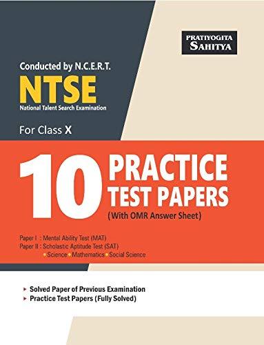 NTSE CLASS 10 PTP