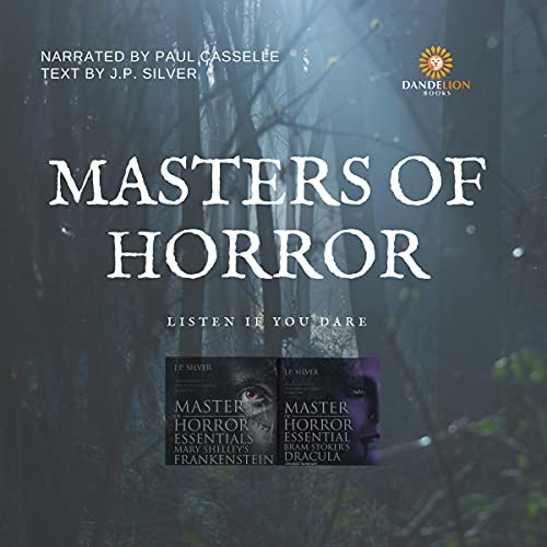 Masters of Horror cover art