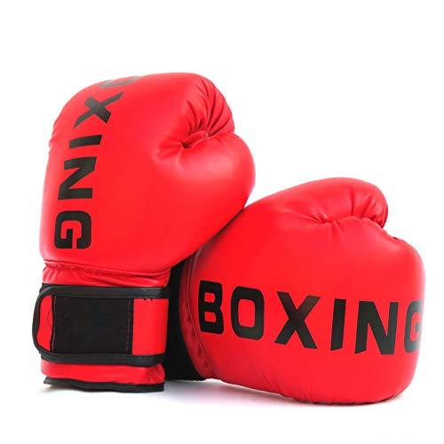 FUMEI Guantes de Boxeo para Niños para Sparring, Saco de Bo