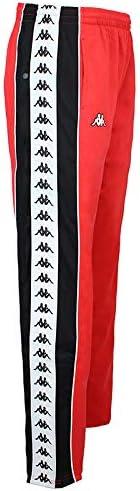 222 Banda Big Bay - Pantalón (Talla 2XL), Color Rojo