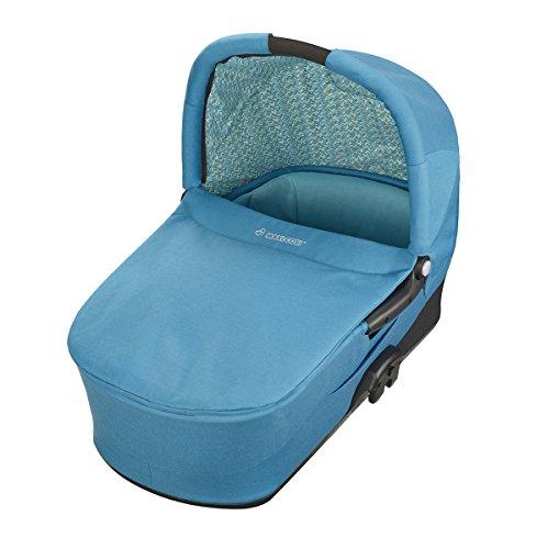 Maxi-Cosi 68308920 Kinderwagenaufsatz für Mura, Mura Plus und Elea, mosaic blue