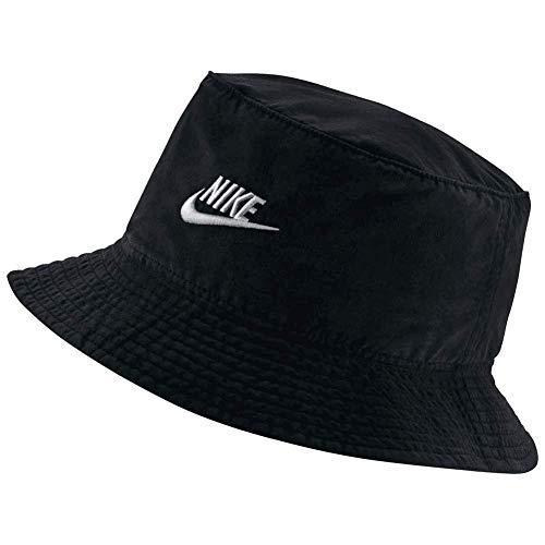 Nike NSW Bucket Hat Fischerhut (M/L, Black)