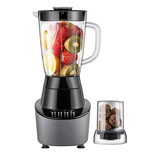 LUGZZY051 Juicer Multi-function Cooking Machine Home Fruit Fried Juice Machine Complementary Food Milkshake Fruit and Vegetable Blender Grinding Machine