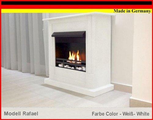 baratos y buenos Chimenea de gel de etanol premium Rafael – Elija color (blanco) calidad