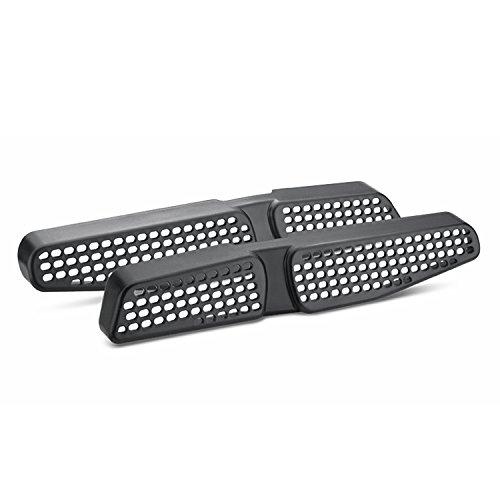 [Update] Auto Air Vent Abdeckung für Golf 7 7.5 Rücksitz Klimaanlage Outlet Cover