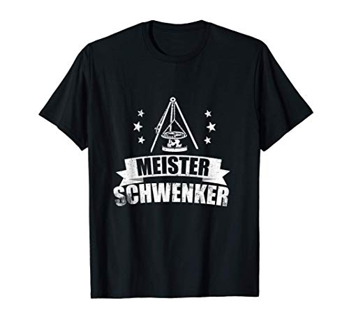 Saarland Grill Meister Schwenker T-Shirt