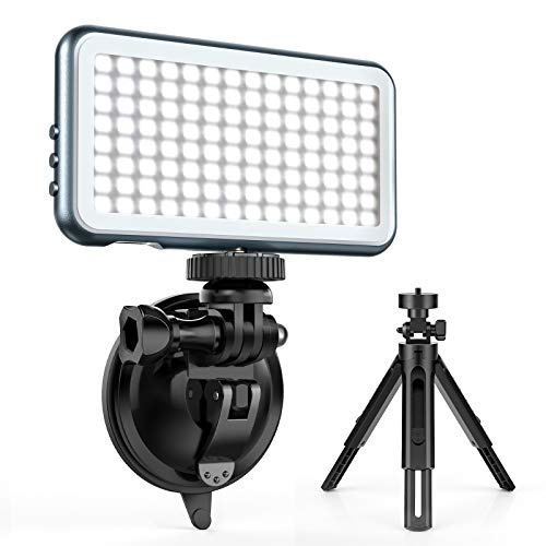 Video Conference Lighting Kit - Jelly Comb Bicolor LED Light for Video Conference, Remote Working, Zoom Call, Self Broadcasting and Live Streaming