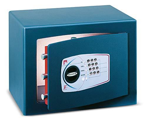 Technomax Digitale kluis met paspoort - goud - SP. mm. 10.