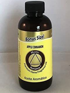 Premium Fragrance Oil Apple Cinnamon 4 oz