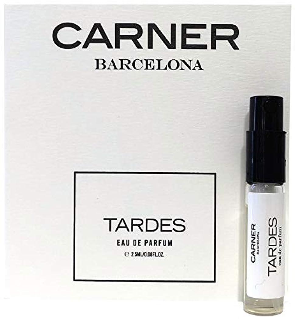 意欲ハイライトダイジェストカーナー バルセロナ タルデス オードパルファン 2.5ml(Carner Barcelona TARDES EDP Vial Sample Spray 2.5ml) [並行輸入品]