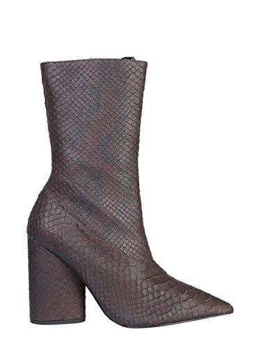 YEEZY Luxury Fashion Damen YZ6066045 Braun Stiefeletten | Frühling Sommer 19