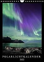 Polarlichtkalender (Wandkalender 2022 DIN A4 hoch): Polarlichter aus dem Norden Norwegens (Monatskalender, 14 Seiten )
