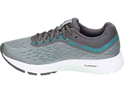 ASICS Women's GT-1000 7 Running Shoes, 7.5M, Stone Grey/Carbon 3