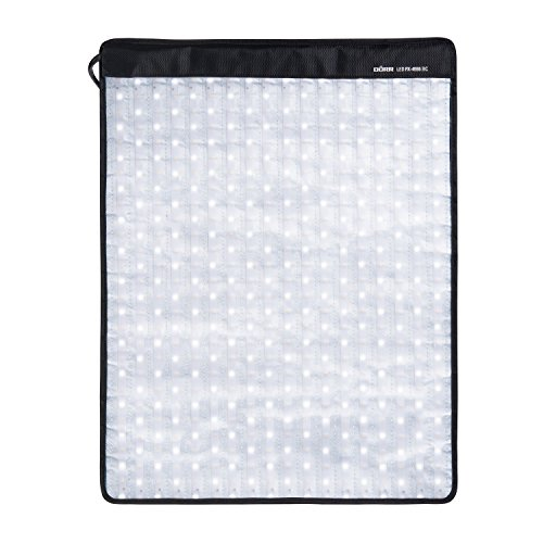 Dorr FX-4555 BC LED-Lichtpanel, flexibel, Schwarz