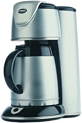 Saeco Renaissance XV - Cafetera térmica para 10 tazas (acero inoxidable)