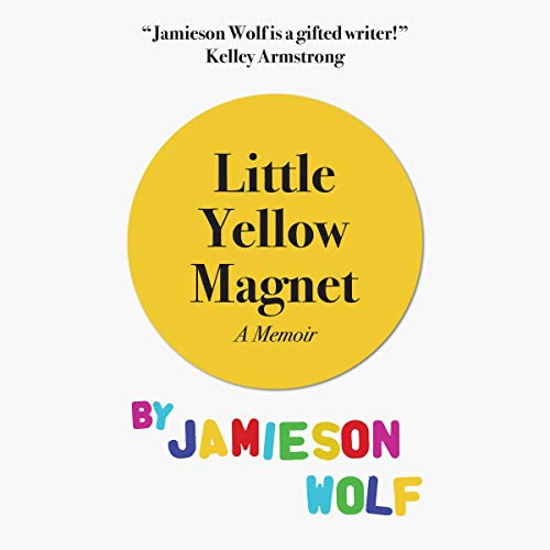 Little Yellow Magnet audiobook cover art