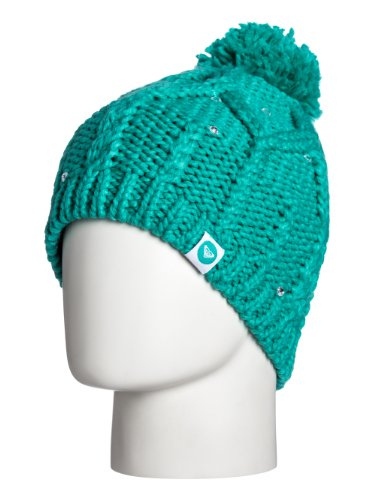 Roxy Bonnet Femme Shooting Star Taille Unique Turquoise - Turquoise