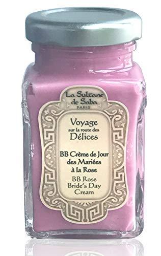 La Sultane de Saba - BB Cream Dia de la novia con rosa, 100ml - Viajar por el camino de las delicias.