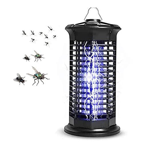 JXCAA Lampara Mata Mosquitos, Repelente De Insectos, Luz De Mosquito Eléctrica, Dispositivo...