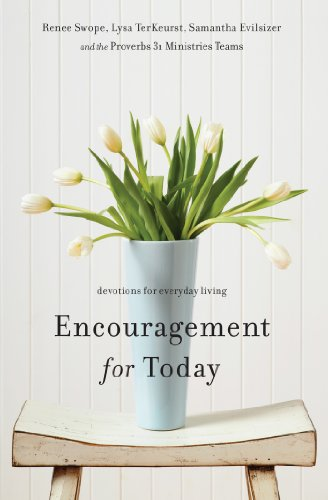 Encouragement for Today: Devotions for Everyday Living