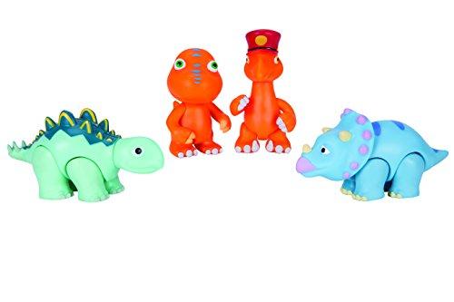 Dino Zug - 12627 - Multitipack Freunde, 4 verschiedene Spielfiguren