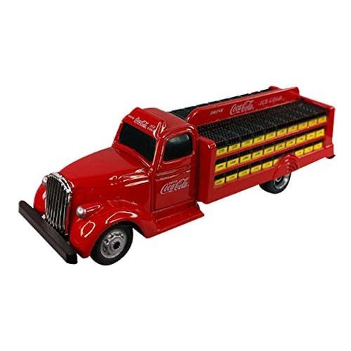 ad26ae9e782d7b Motor City Classics 1938 Coca-Cola Bottle Truck (1 87 Scale)