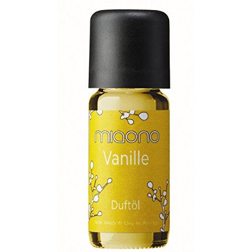 Duftöl Vanille - feiner Raumduft - Aromaöl für Duftlampe und Diffuser