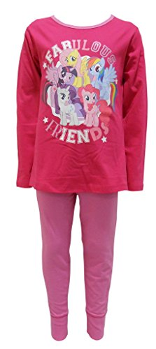 My Little Pony Fabulous Mädchen Schlafanzugs 5-6 Jahre